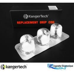 Résistance dripcoil Kangertech X3