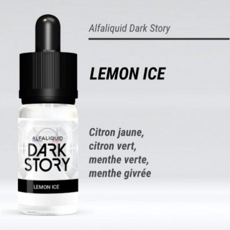 eLiquide Lemon Ice Dark Story
