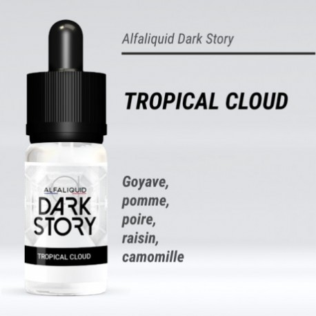 eLiquide Tropical Cloud Dark Story