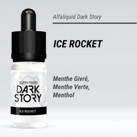 eLiquide Ice Rocket Dark Story - 20ml