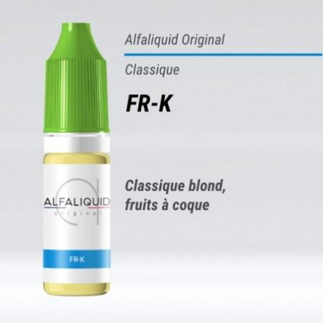 eLiquide saveur classique FR-K Alfaliquid