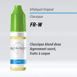 eLiquide FR-W Alfaliquid - 10 ml