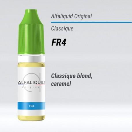 eLiquide saveur classique FR4 Alfaliquid - 10 ml