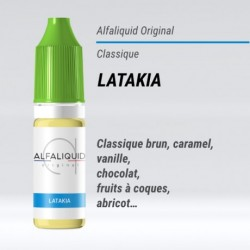 Latakia Alfaliquid - 10 ml