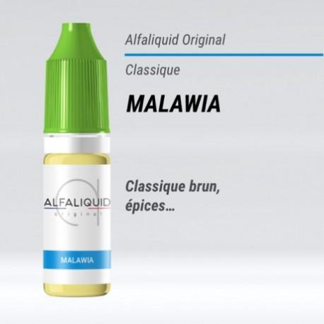 eLiquide saveur classique Malawia Alfaliquid - 10 ml