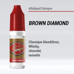Brown Diamond Alfa Siempre AFASIEMPRE 10 ml