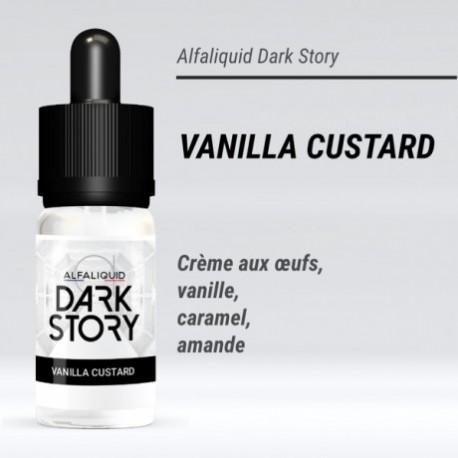 Vanilla Custard Dark Story 10ml