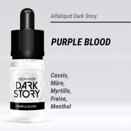 Purple Blood Dark Story - 10ml