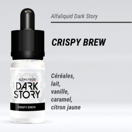Crispy Brew Dark Story 10ML