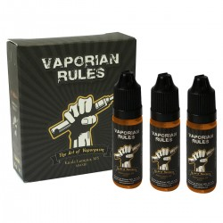Charlie Freeze Vaporian Rules 3x10ml