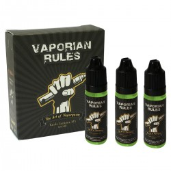 DOUBLE 88 Vaporian Rules 3x10ml