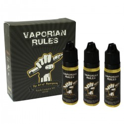 NAKED 13 Vaporian Rules 3x10ml