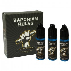 Ocean 11 Vaporian Rules 3x10 ml