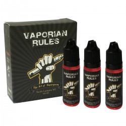 ROUTE 66 Vaporian Rules 3x10 ml