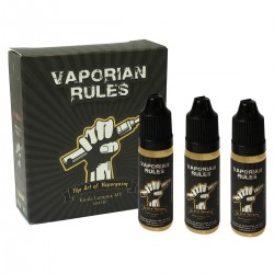 The Scotch  Vaporian Rules 3x10 ml