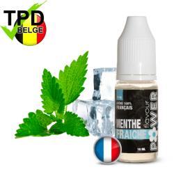Menthe Fresh Flavour Power -  TPD Belgique 10 ml x 5