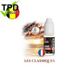 Saveur classique  Virginie Classics Flavour Power - TPD Belgique 10 ml x5