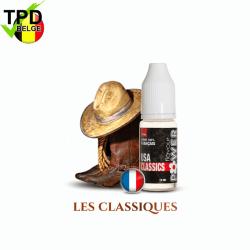 Saveur classique USA Classics Flavour Power - TPD Belgique 10 ml x5