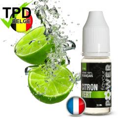 Citron Vert Flavour Power - TPD Belgique 5x10 ml