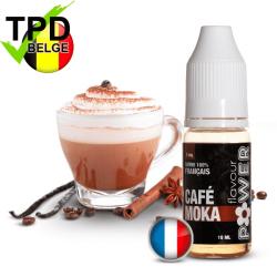 Café Moka Flavour Power - TPD Belgique 5x10ml