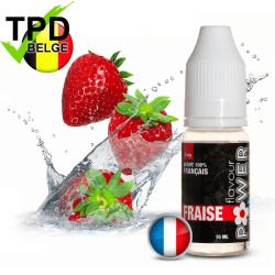 Fraise Flavour Power - TPD Belgique 5x10 ml