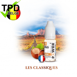 AKKAD Flavour Power - TPD Belgique 10 ml x5