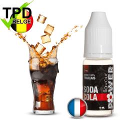 Soda cola Flavour Power - TPD Belgique 5x10ml