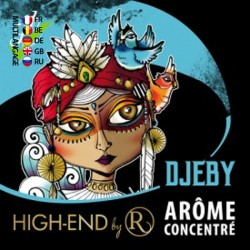 Concentré Djeby High-end Revolute 10 ml TPD EU