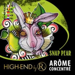 Concentré Snap Pear High-end Revolute 10 ml TPD EU