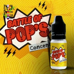 Concentré Battle of Pop's Révolute 10 ml TPD EU