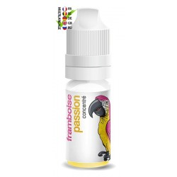 Concentré Framboise Passion Solana 10 ml