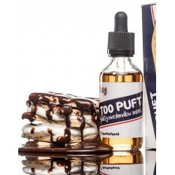 TOO PUFT E-liquide FOOD FIGHTER EJUICE 50ML ZHC 0MG