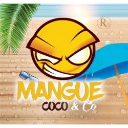 Concentré Mangue Coco & CO Révolute 10 ml