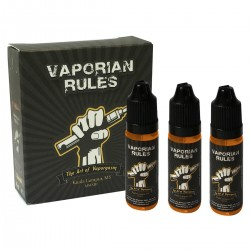 Charlie Vaporian Rules 3x10 ml