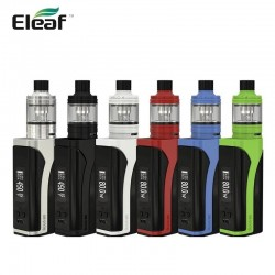 IKUUN FULL KIT 80W ELEAF E-cigarette