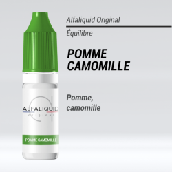 Pomme Camomille Alfaliquid 10 ml