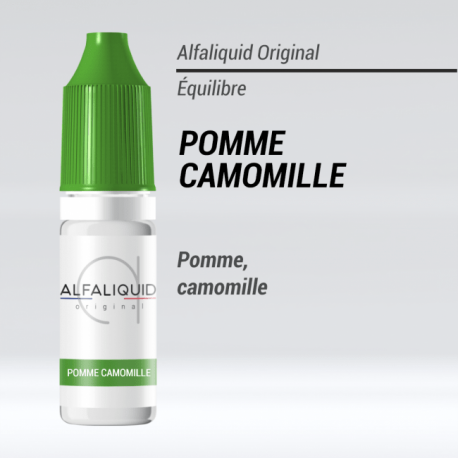 POMME CAMOMILLE Alfaliquid 10ml