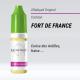 eLiquide Fort de France Alfaliquid - 10 ml