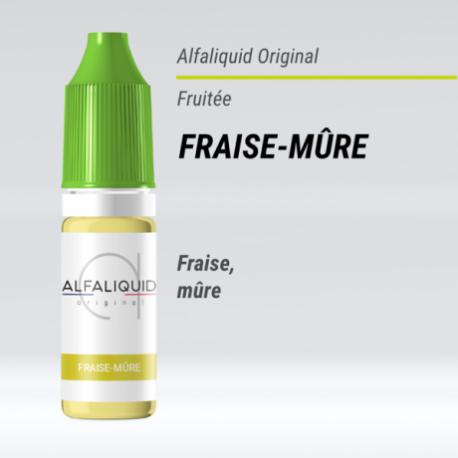 Fraise Mure Alfaliquide 10ml