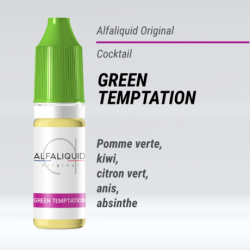Green Temptation ALFALIQUID - 10ml