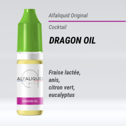 eLiquide Dragon Oil Alfaliquid - 10 ml