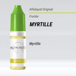 eLiquide Myrtille Alfaliquid