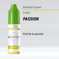 eLiquide Passion Alfaliquid - 10 ml