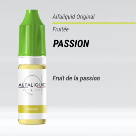 eLiquide Passion Alfaliquid - 10 ml
