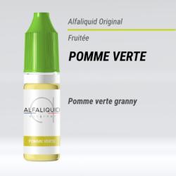 eLiquide Pomme Alfaliquid - 10 ml