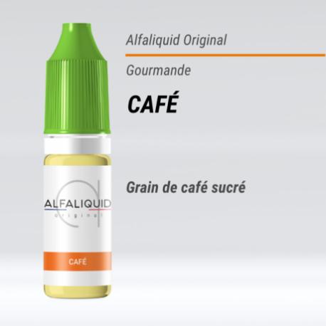eLiquide Café Alfaliquid - 10 ml