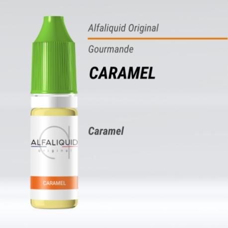 eLiquide Caramel Alfaliquid - 10 ml