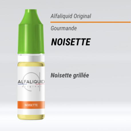 eLiquide Noisette Alfaliquid - 10 ml