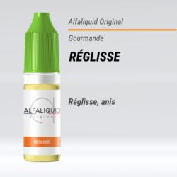 Réglisse ALFALIQUID - 10ml