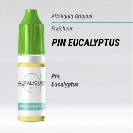 eLiquide Pin Eucalyptus Alfaliquid - 10 ml